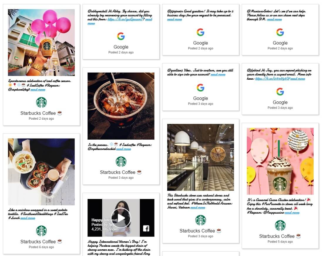 14 Best Free WordPress Instagram Plugins For Your Killer Feeds 2017