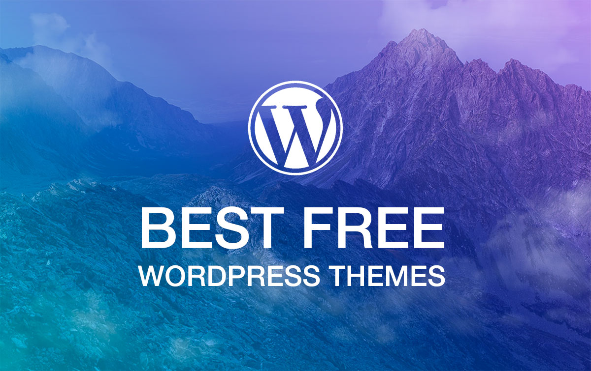 50+ Beautiful & Free Responsive WordPress Themes To Build Awesome Websites 2018