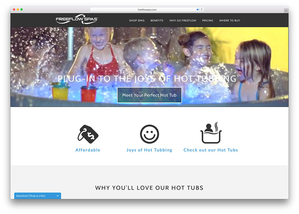 freeflowspas-hot-tubes-store-using-jupiter-wp-theme
