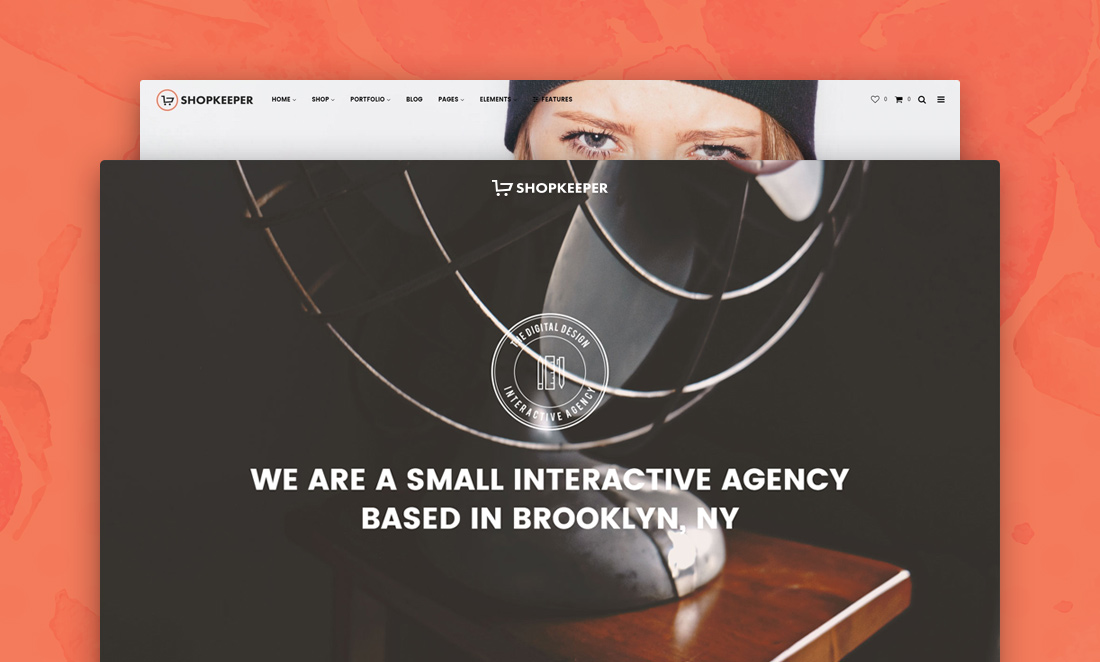 30+ Best Fullscreen WordPress Themes For Blog, Corporate, Portfolio And Photography Websites 2020