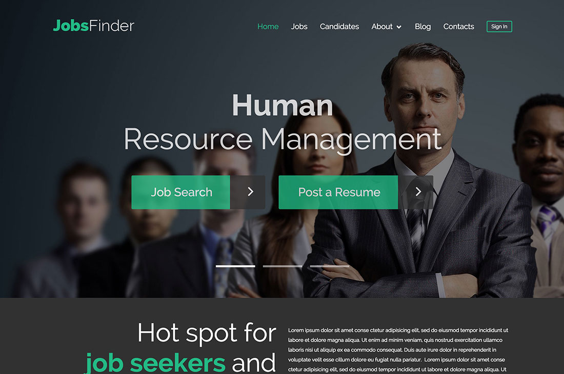 15 Video Background WordPress Themes With One Page And Multipage Setup 2015
