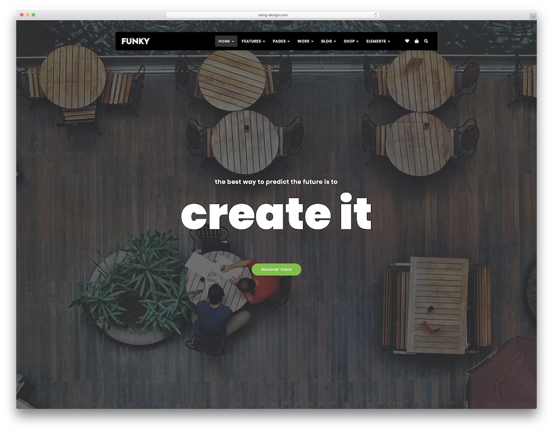 34 Professional Website Templates For Ace Web Presence 2019