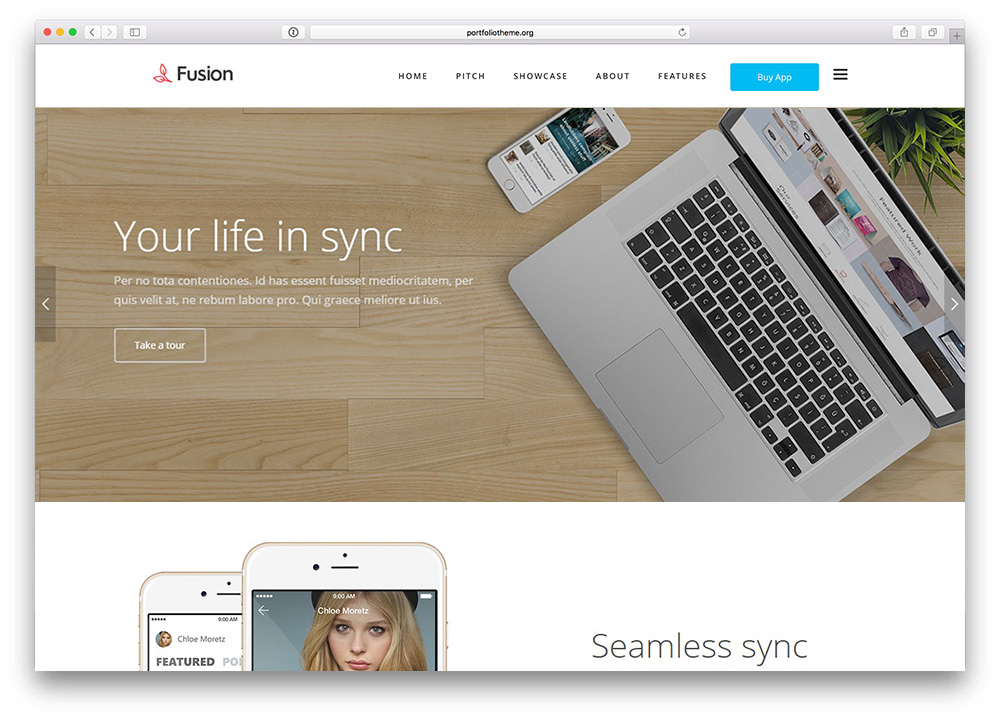 40+ Best Landing Page WordPress Themes For Apps, Products and ...