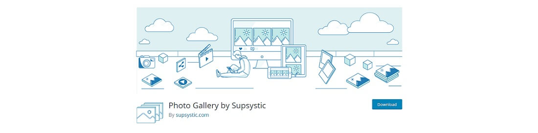 gallery by supsystic free wordpress plugin