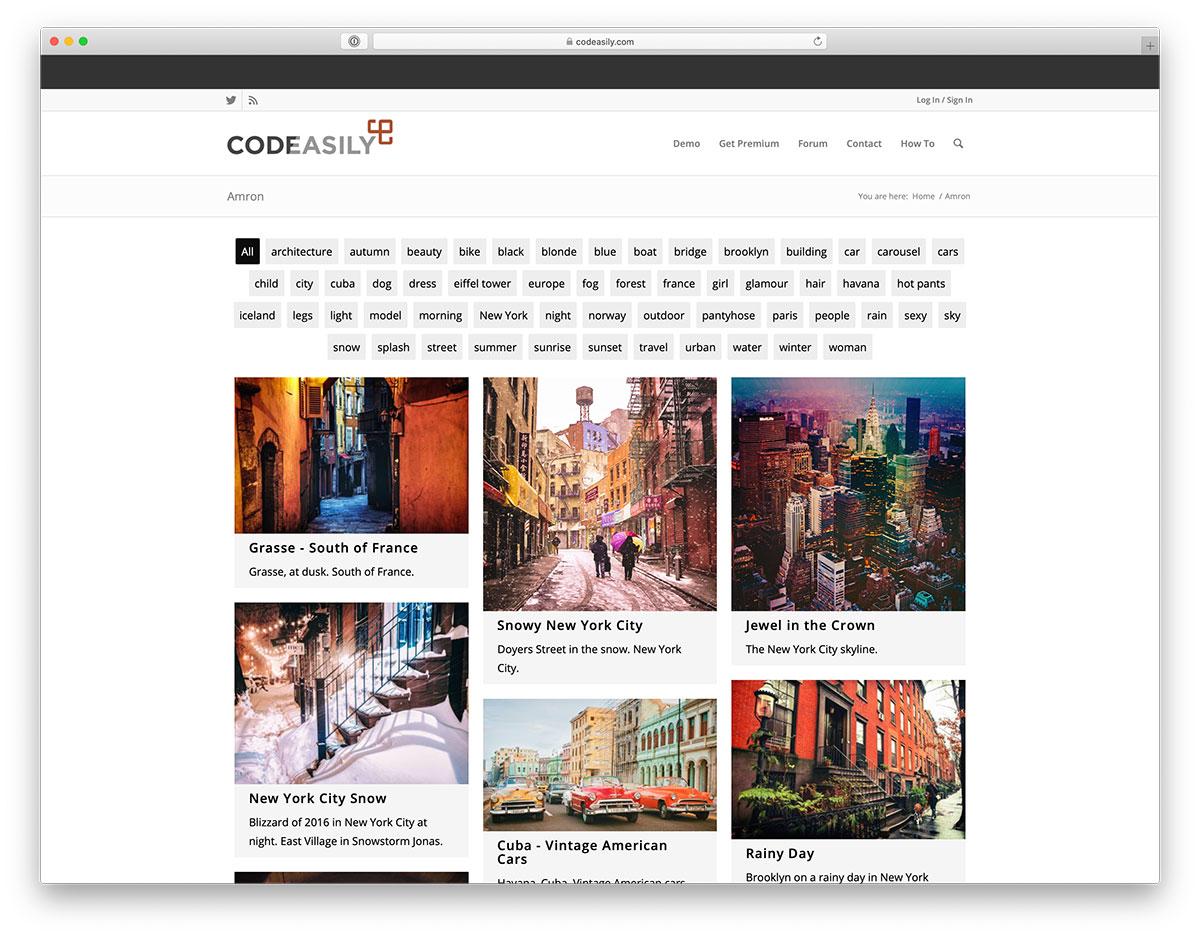 gallery wordpress plugin