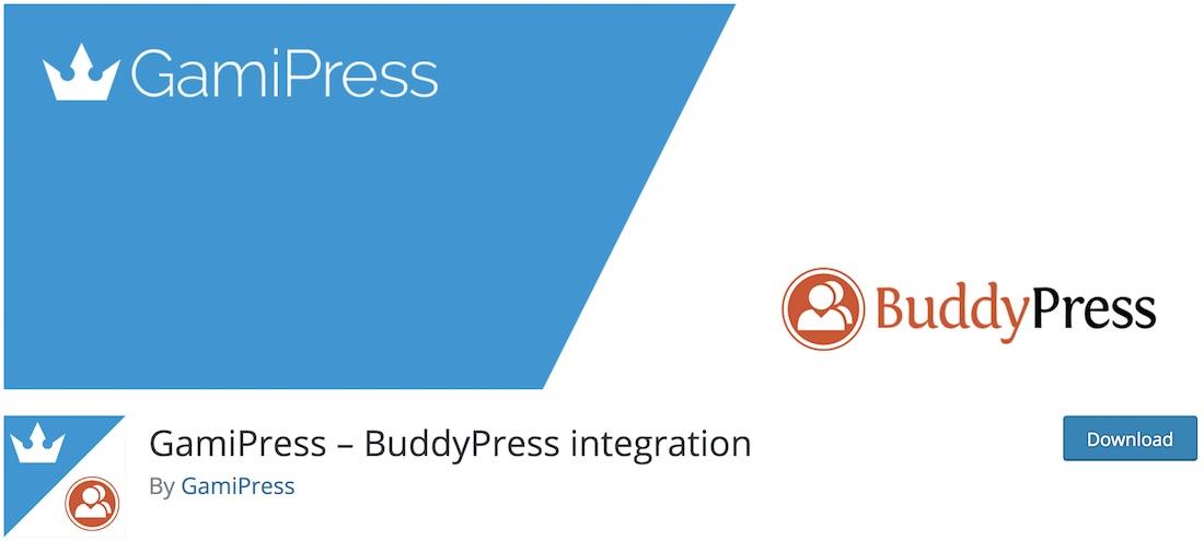 gamipress buddypress integration