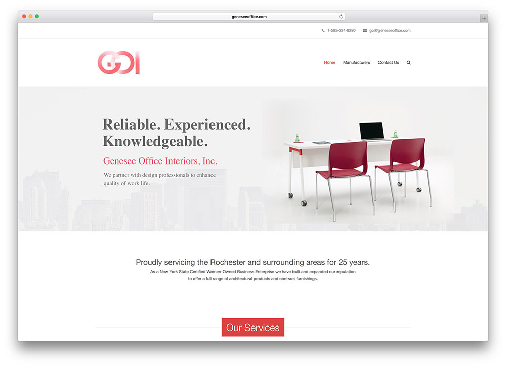geneseeoffice-furniture-site-example-using-total