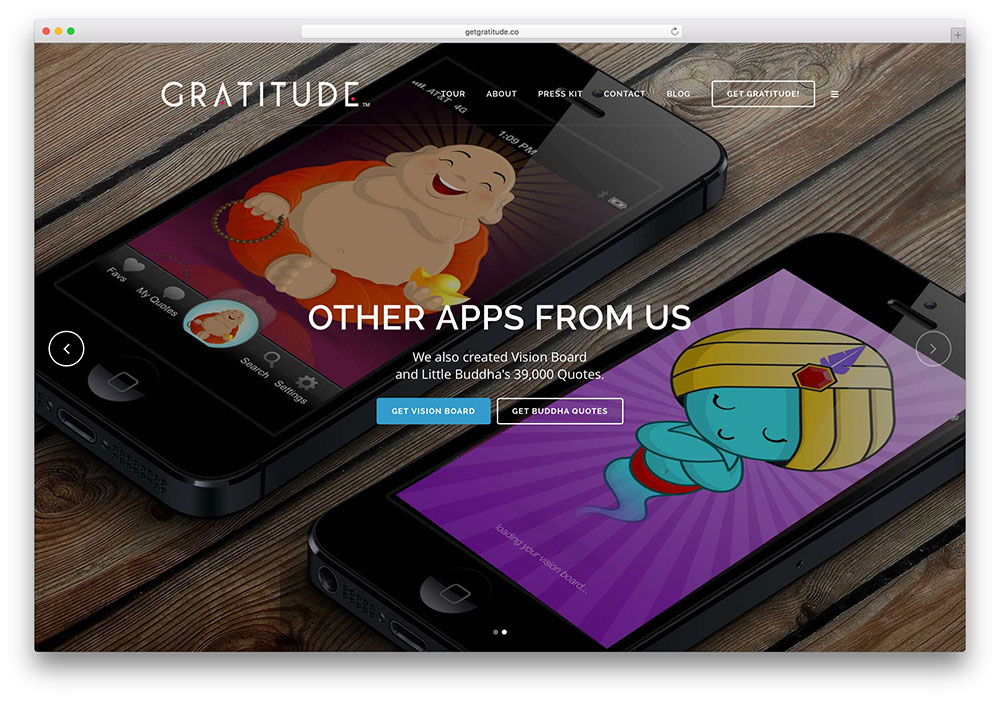 getgratitude-mobile-app-developer-website-bridge-theme