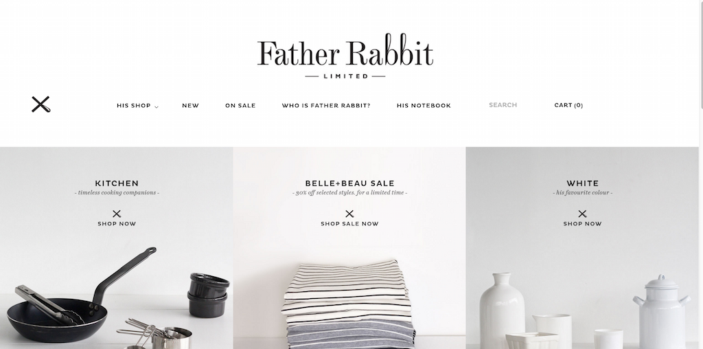 gifts online homewares auckland nz – Father Rabbit Limited