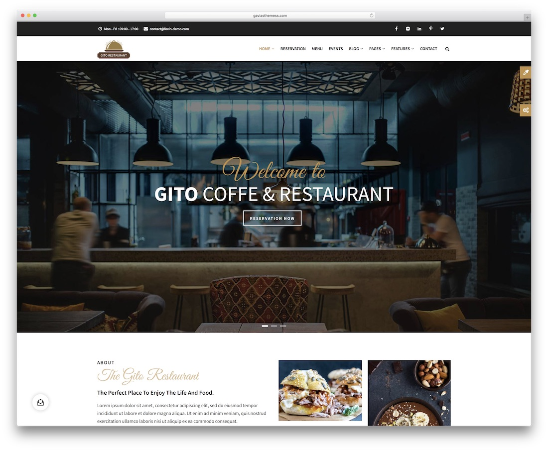 gito drupal business template