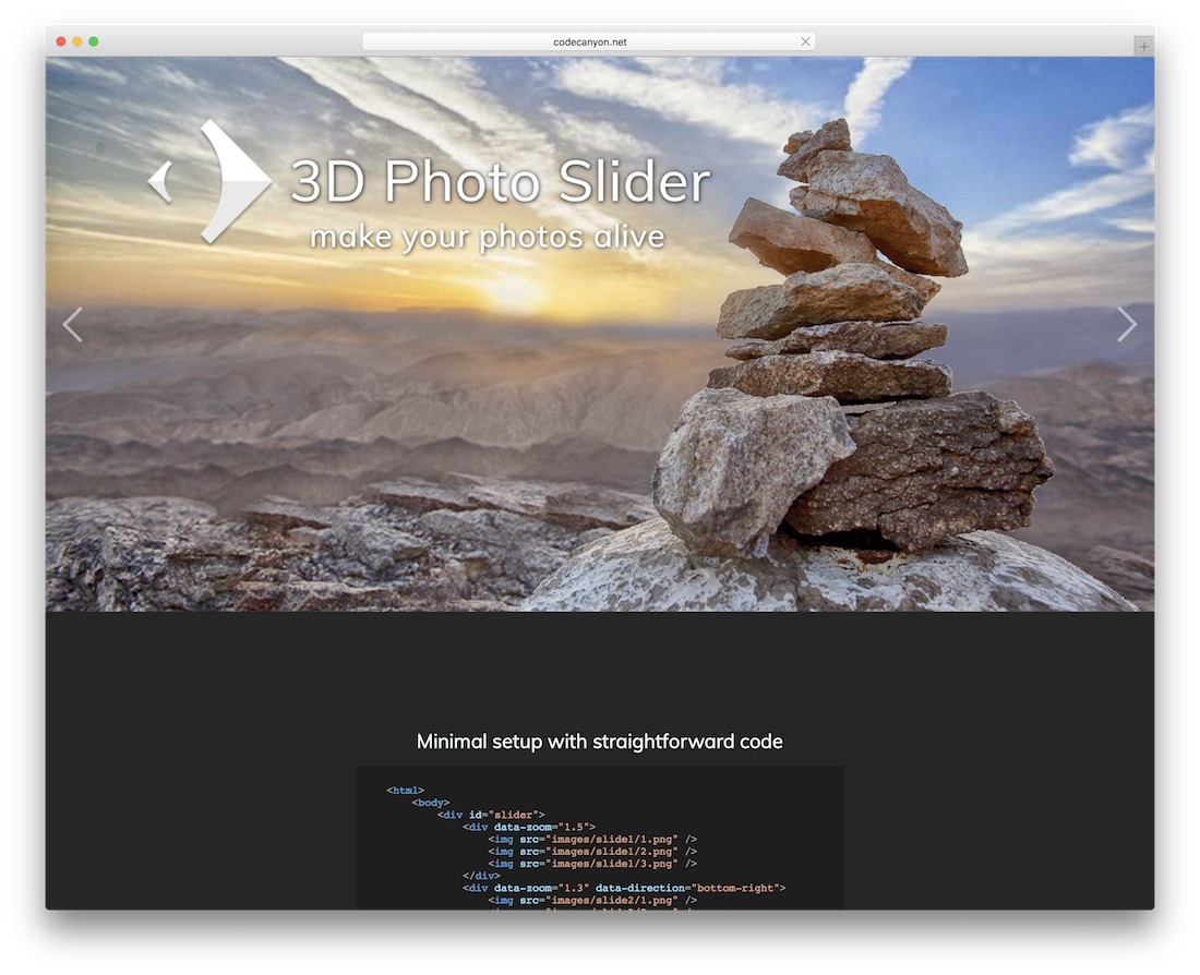 glider wordpress slider plugin