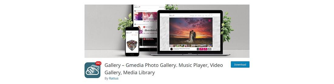 gmedia photo gallery free wordpress plugin