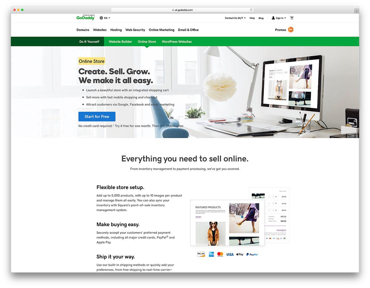 24 Fashion Website Builders For Brands Designers 2020 Colorlib