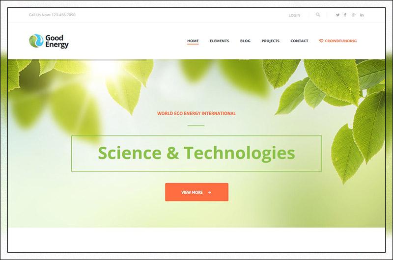 Good Energy - Ecology & Renewable Energy Company