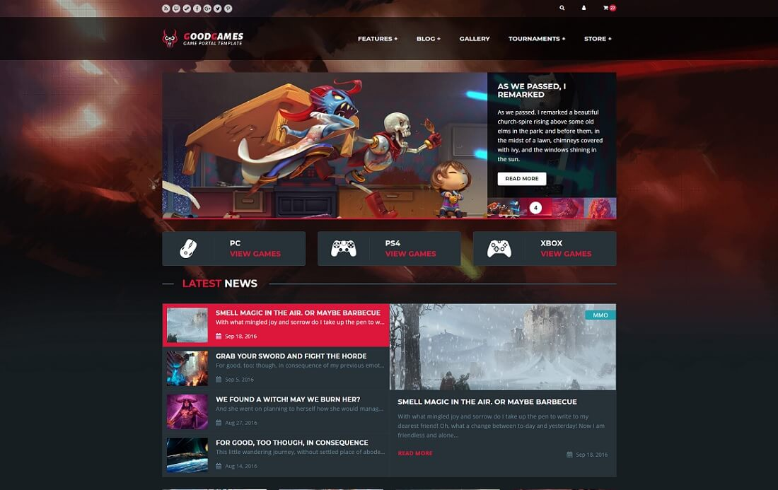 clan website templates - Ideal.vistalist.co