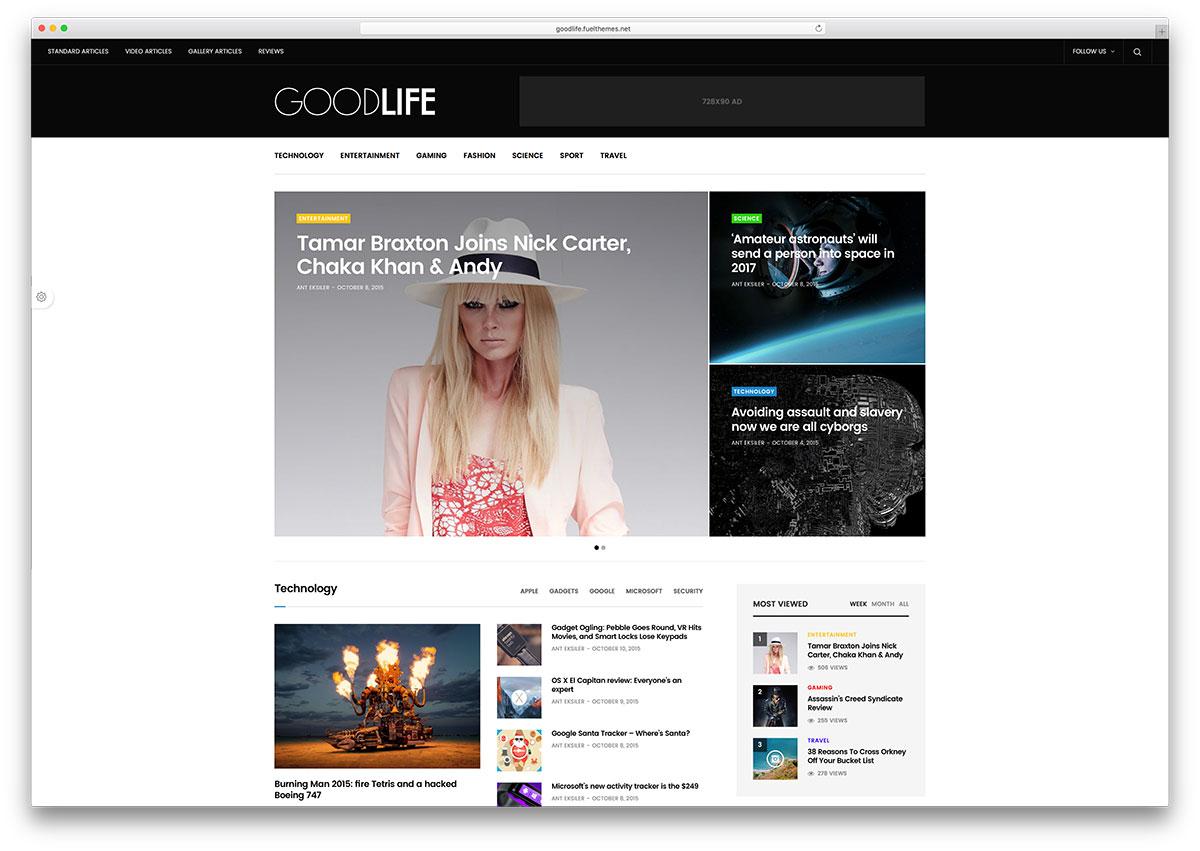 goodlife-magazine-wordpress-theme