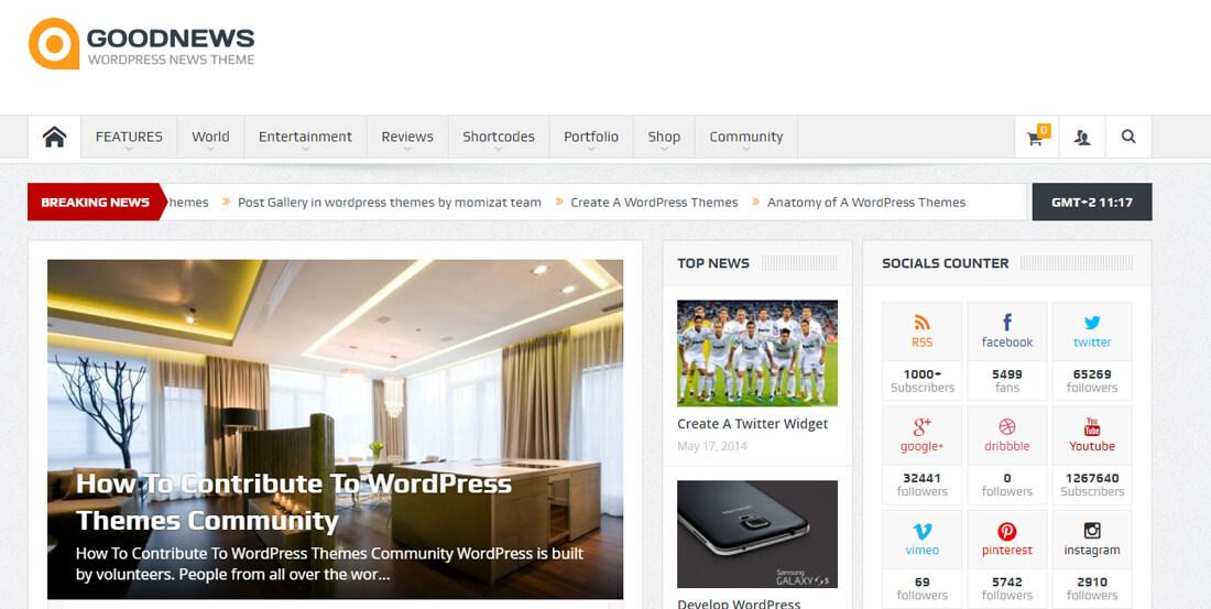 goodnews-wordpress
