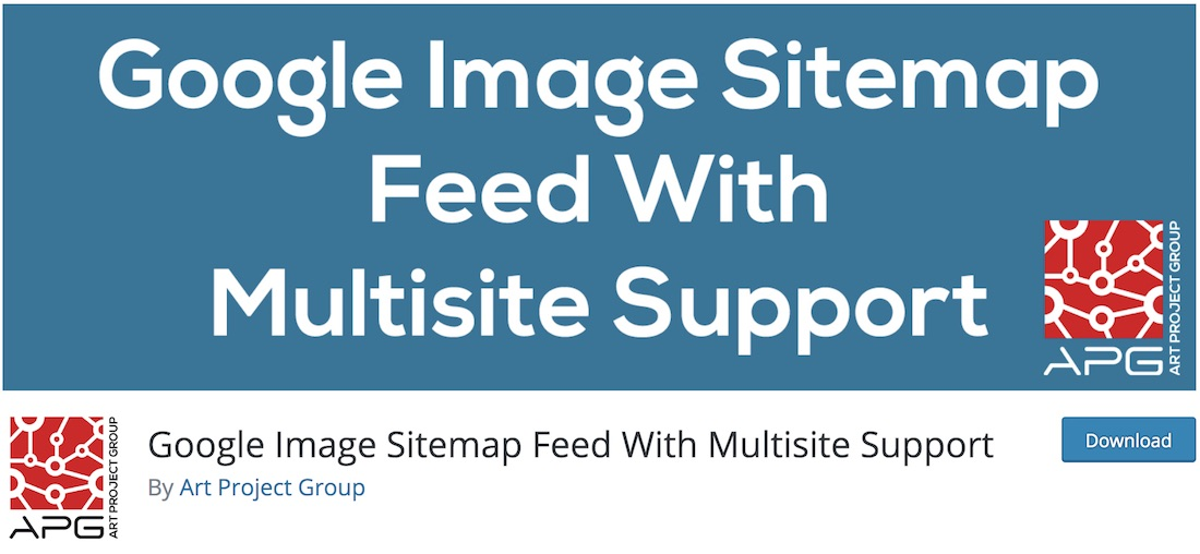 google image sitemap feed with multisite support free wordpress plugin