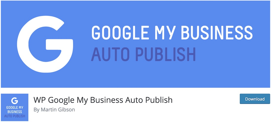 google my business auto publish wordpress plugin