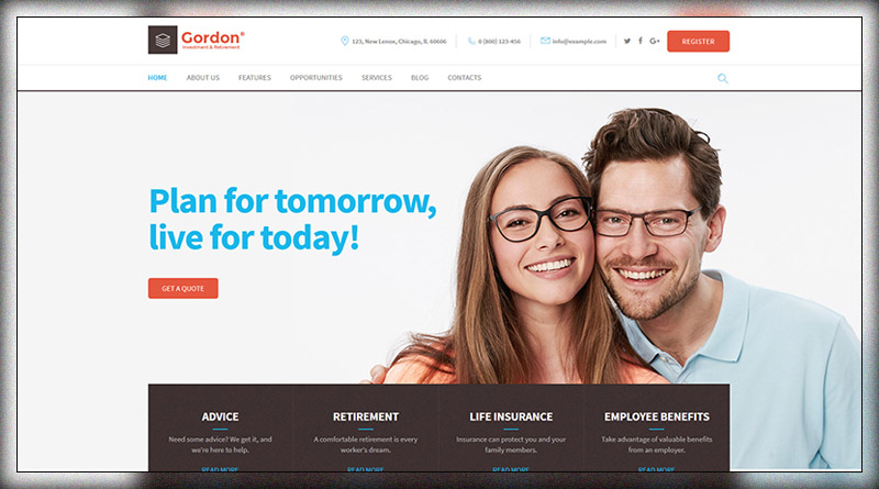 Gordon | Investments & Insurance Company