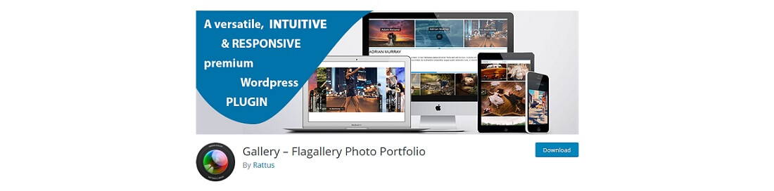 grand flagallery free wordpress gallery plugin