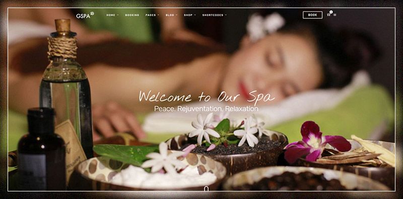 Grand Spa | Beauty Massage WordPress