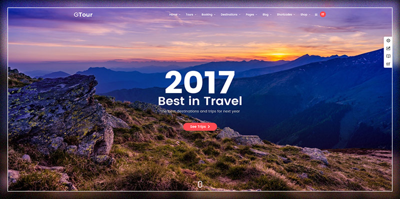 Grand Tour | Tour Travel WordPress