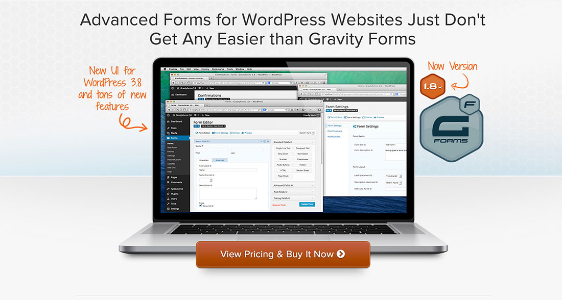 Gravity Forms Discount Code November 2014 – Get $60 OFF All Licenses