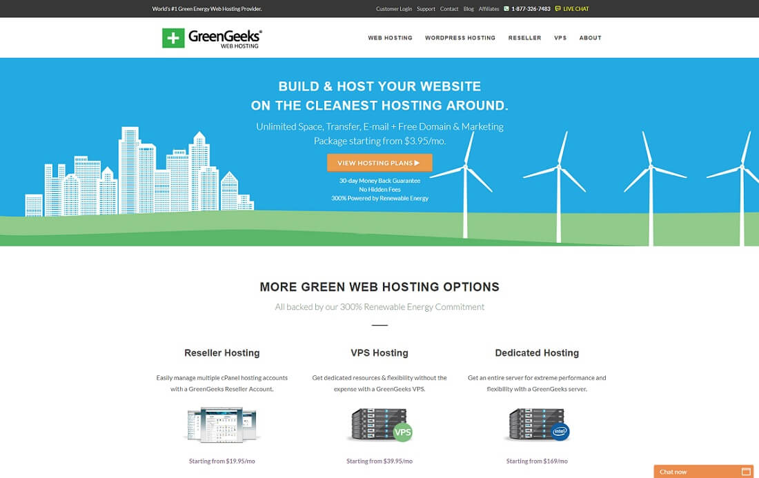 greengeeks multiple domain hosting