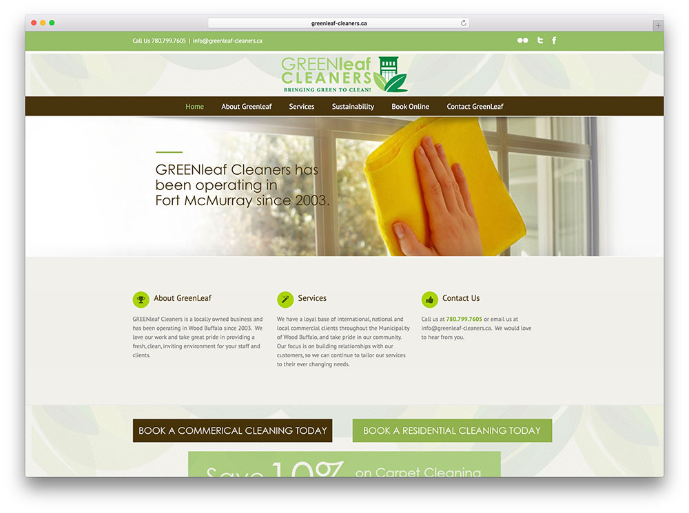 greenleaf-cleaners-cleaning-business-based-on-avada