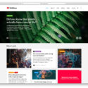 35 Masonry Grid Style WordPress Themes Inspired By Pinterest To Build Awesome Blog Or Portfolio – 2020