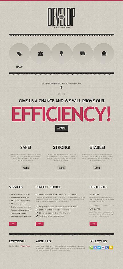 SEO Website WordPress Theme
