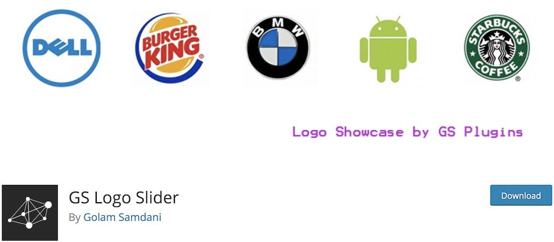 gs logo slider wordpress plugin