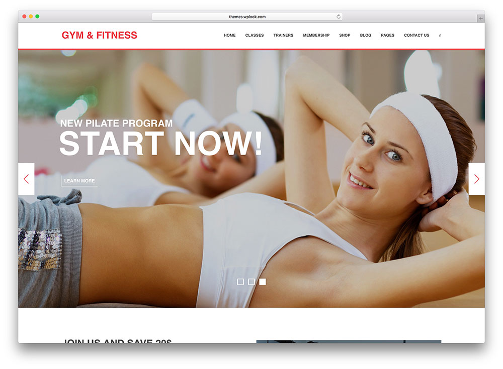 Top 15 Yoga WordPress Themes For Yoga Studios & Fitness Clubs 2017 ...