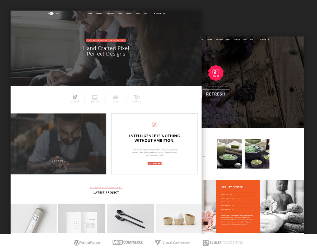 h-code-best-bootstrap-wordpress-theme
