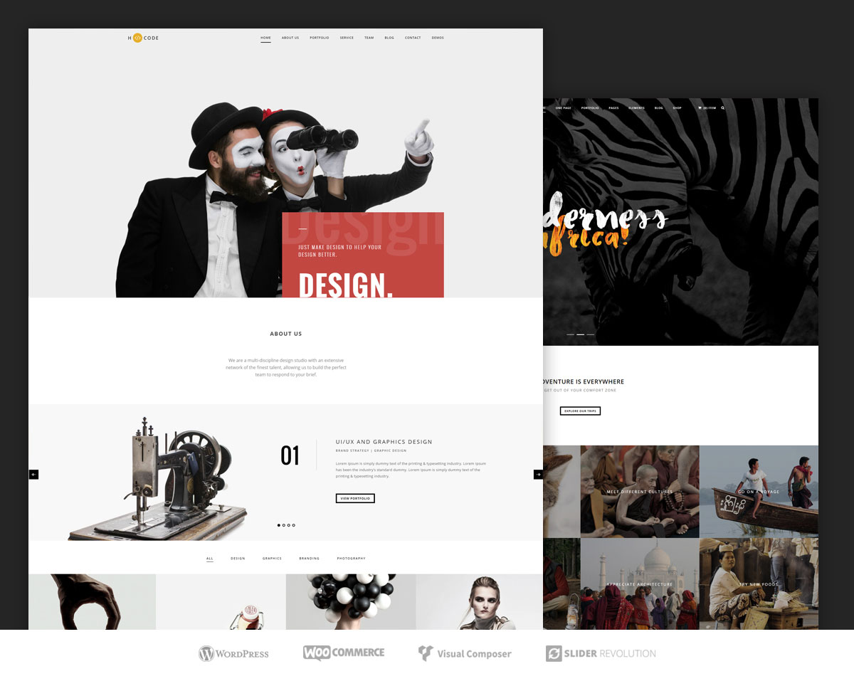 h-code-creative-wordpress-theme