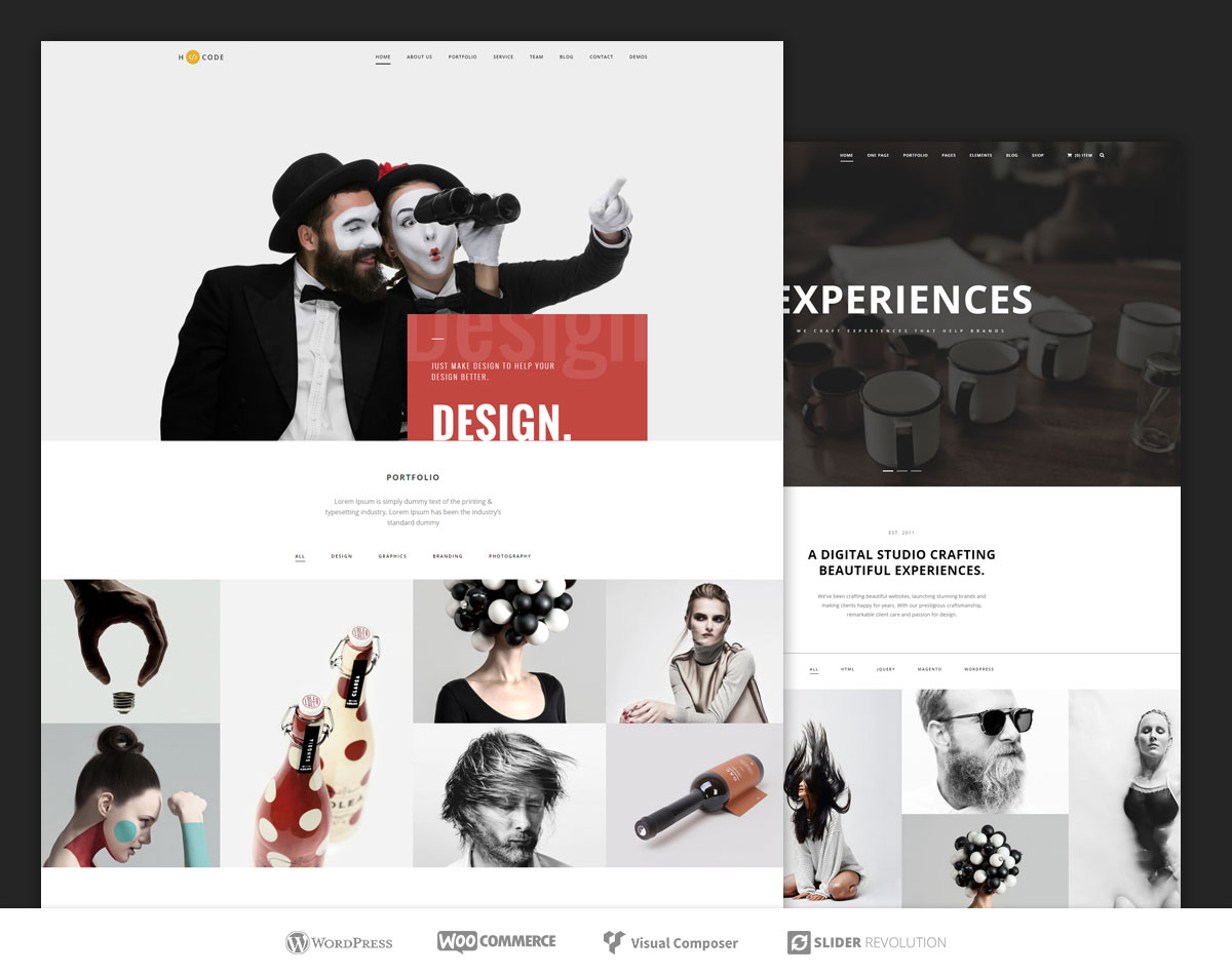 h-code-wordpress-portfolio-themes