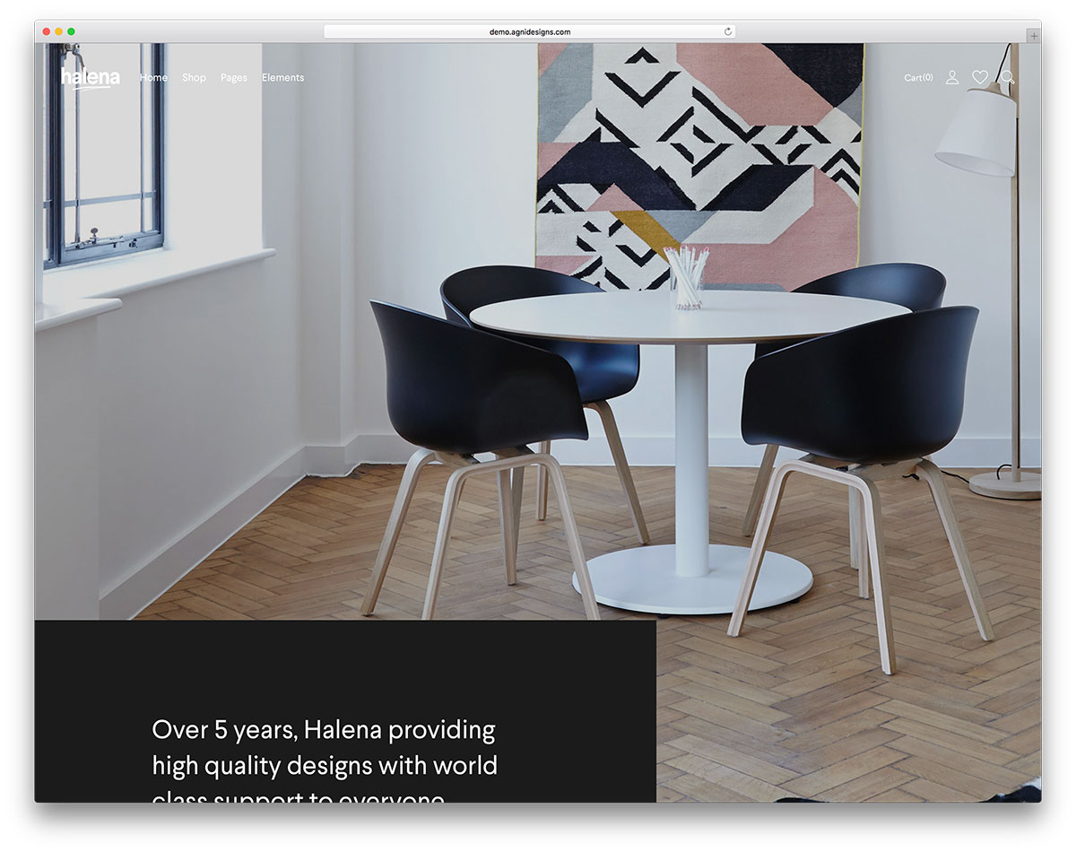 . 16 Best Interior Design WordPress Themes 2019   Colorlib