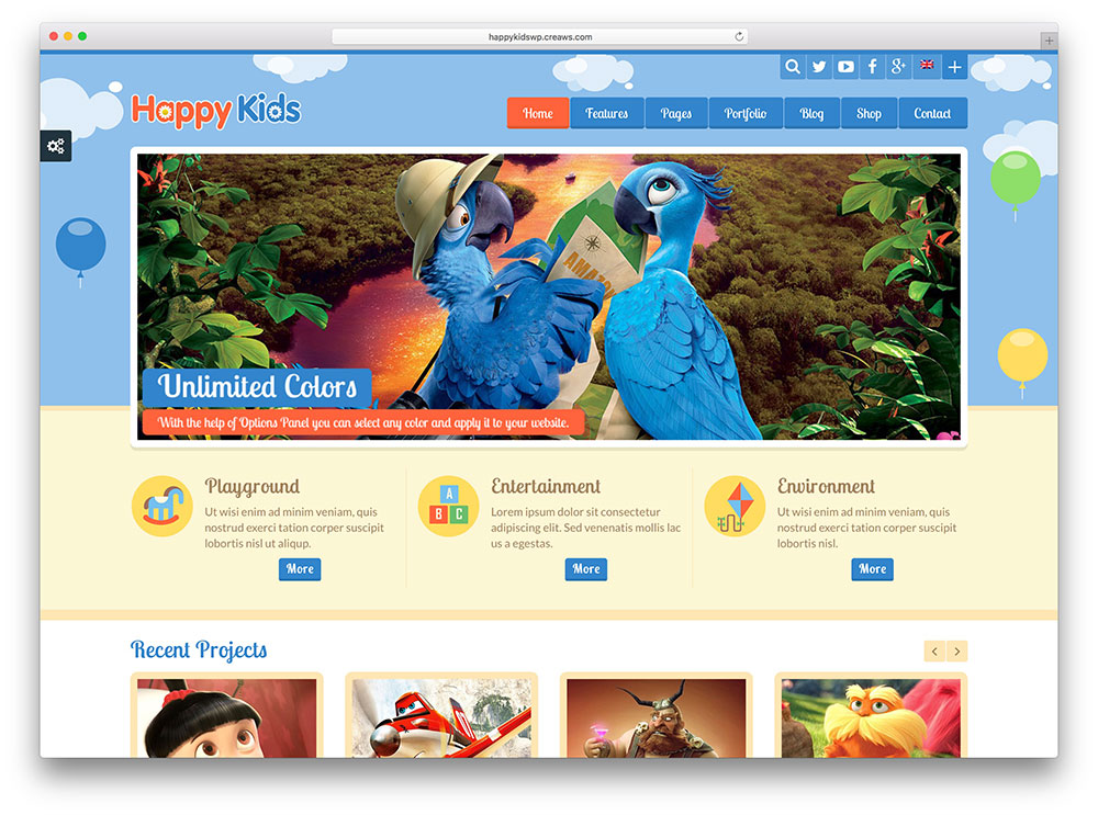 happykids-kindergarten-wordpress-theme