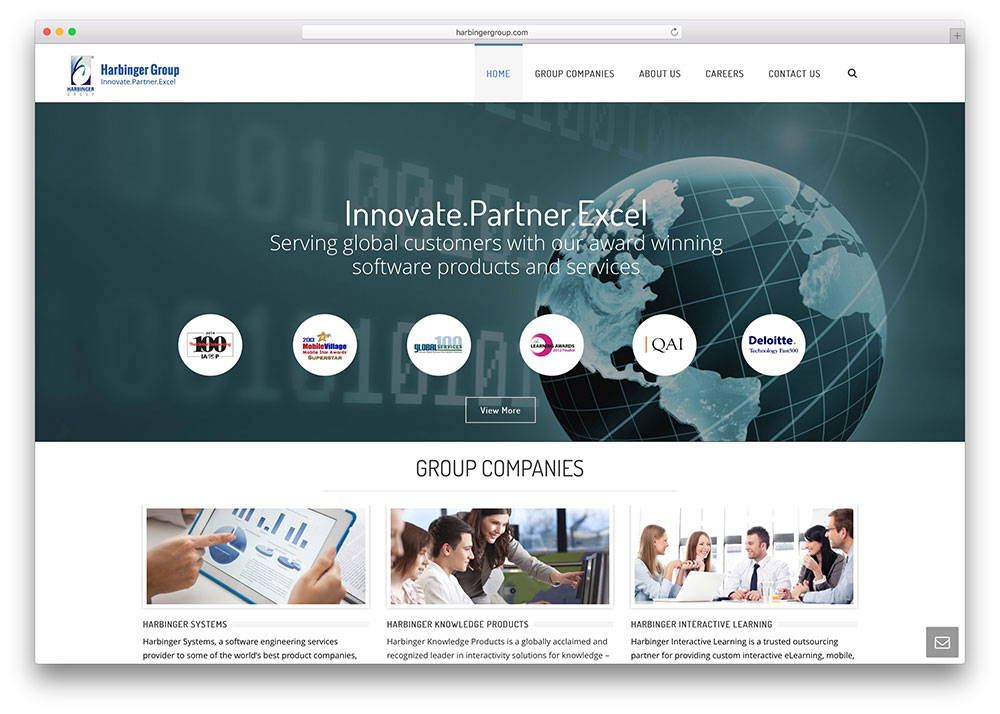 harbingergroup-software-developer-site-using-jupiter-theme