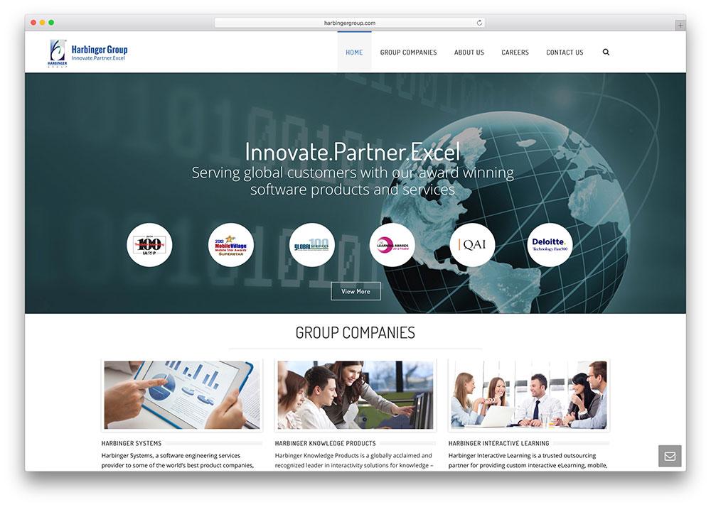 harbingergroup-software-developer-site-using-jupiter-theme