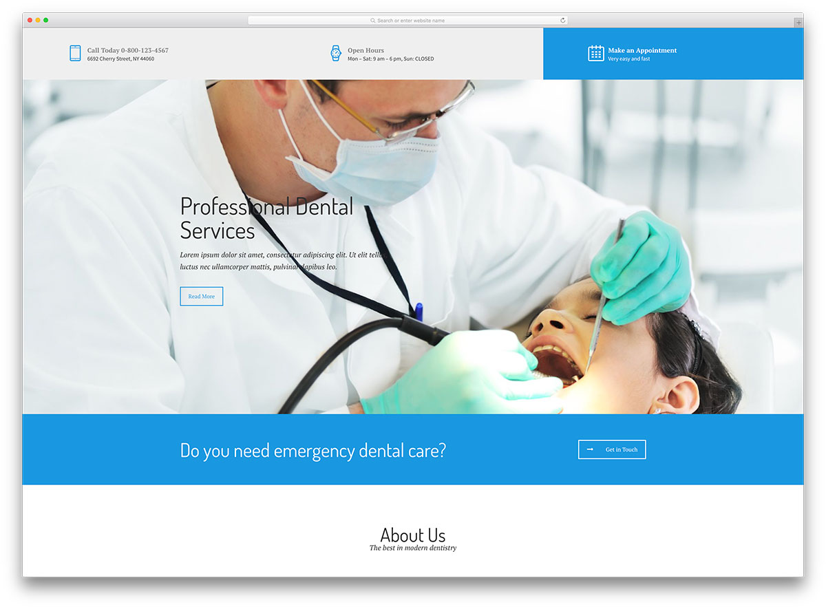 hatch-medical-wordpress-website-template
