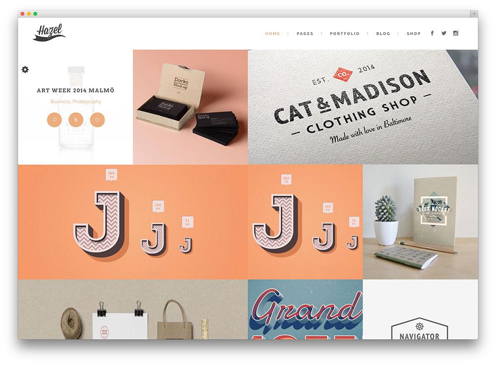 60+ Modern & Creative WordPress Themes 2019 - Colorlib