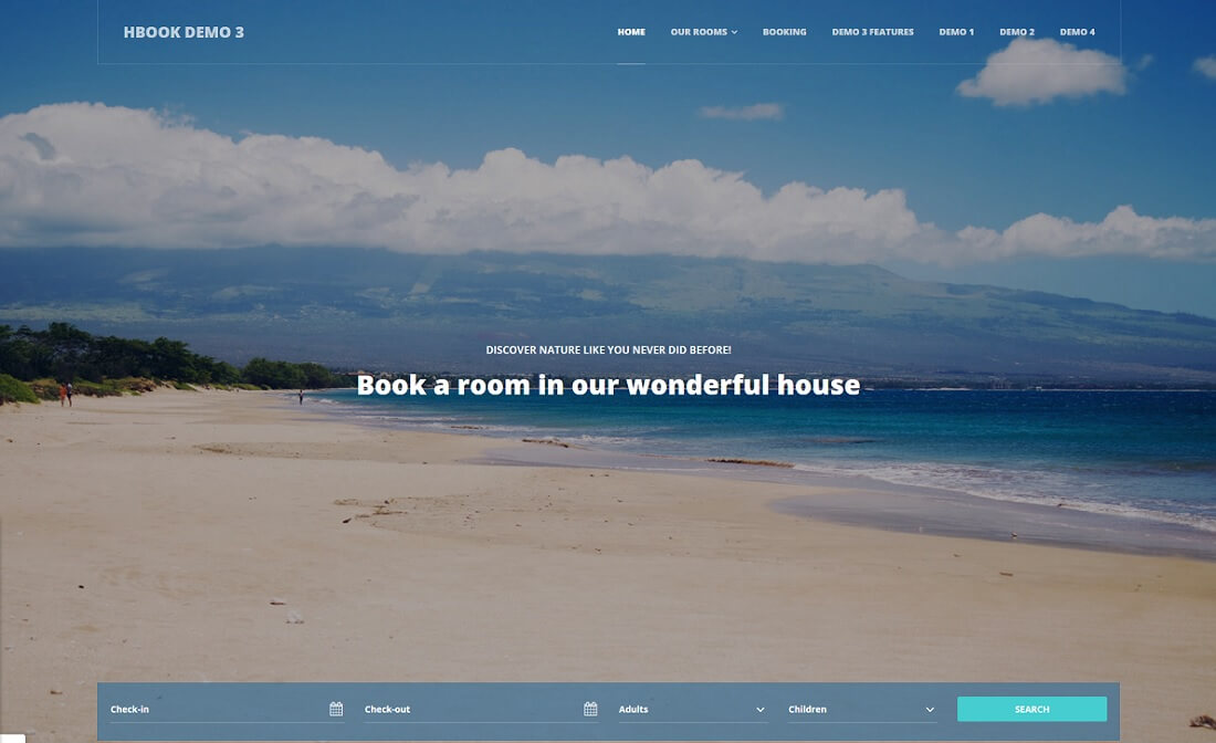 hbook hotel booking wordpress plugin