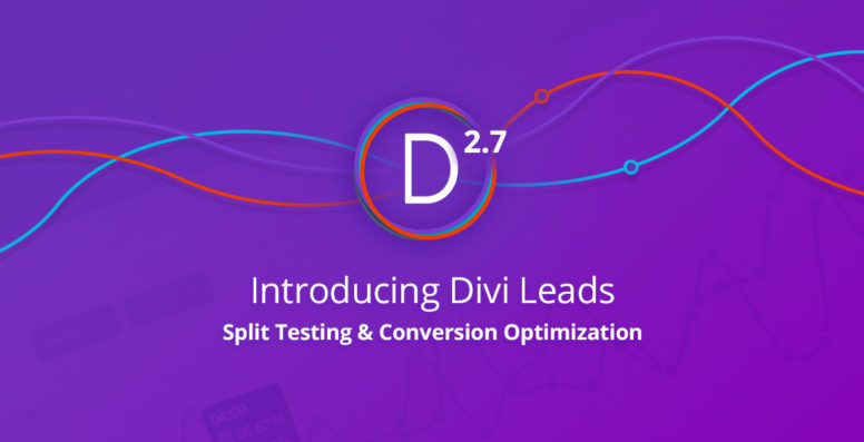 Divi 2.7: New Time Saving And Split Testing Features