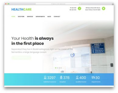 Healthcare Free Template