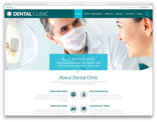 Healthcare Wordpress Themes