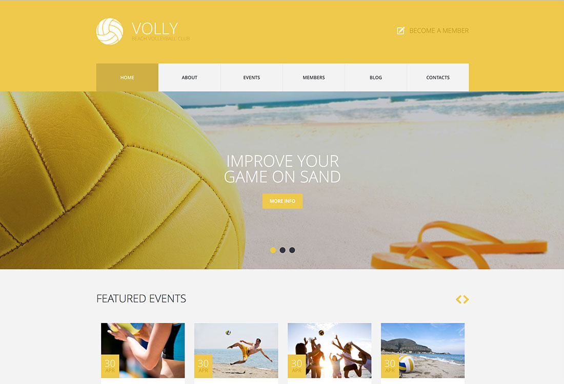 Healthy Living Wordpress Themes