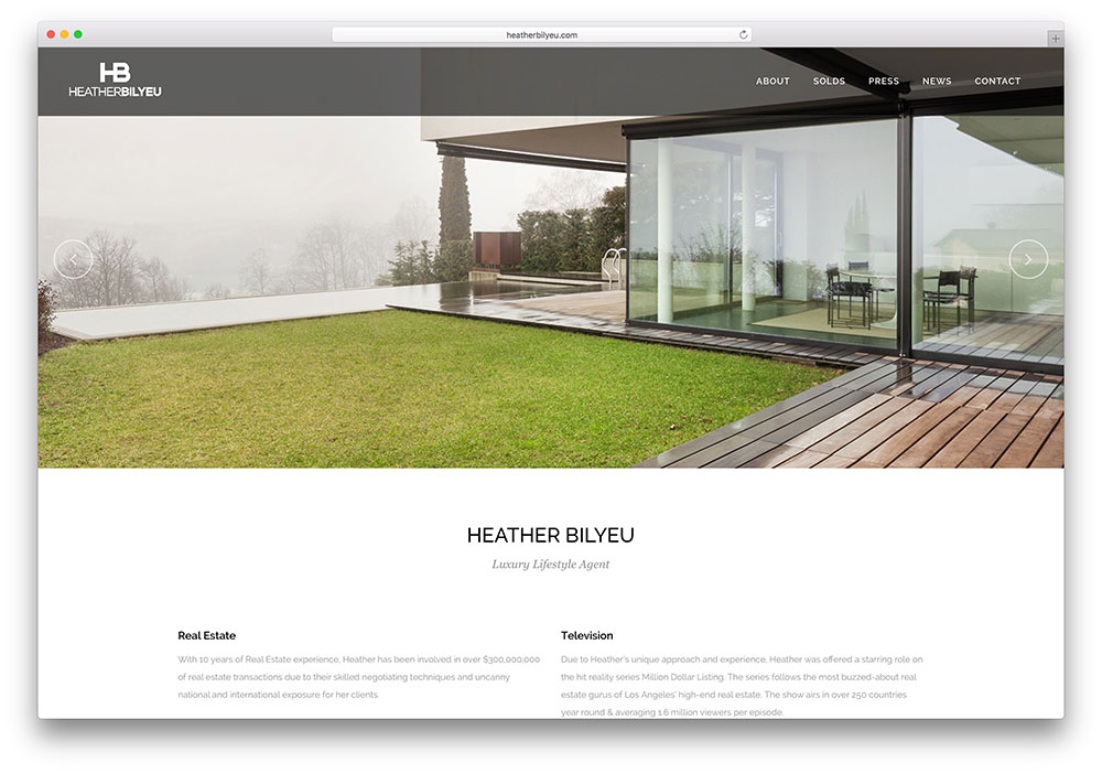 heatherbilyeu-real-estate-bridge-theme-example