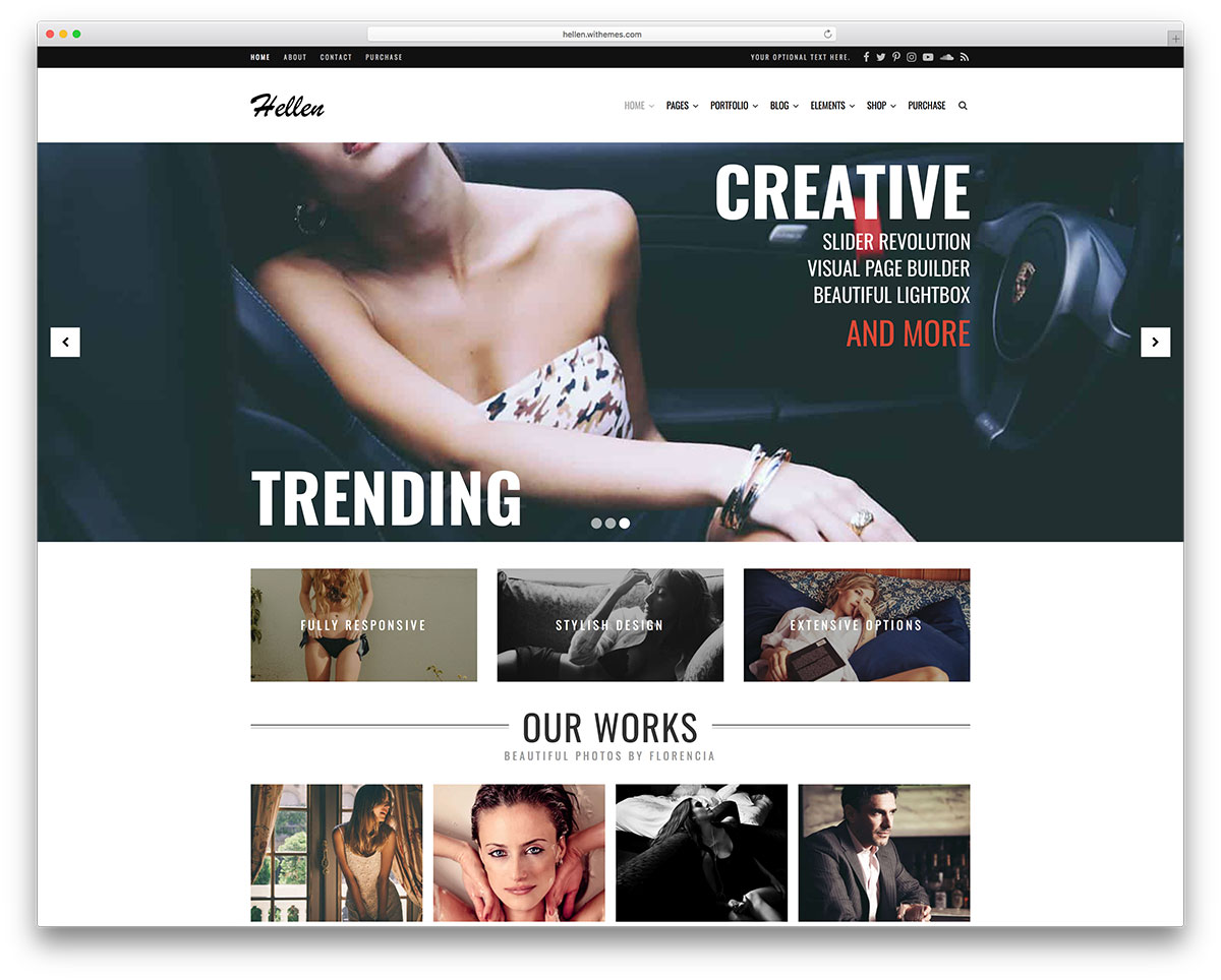 100 Top 20 Best Portfolio Wordpress Top 20 Best Selling